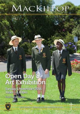 MacKillop Open Day
