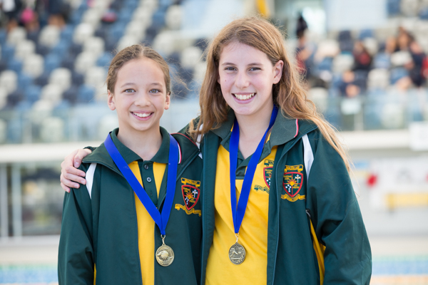 2017 SACCSS Swimming Carnival