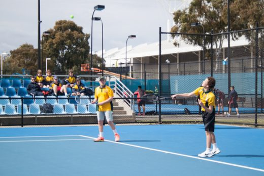 2017 SACCSS Intermediate Tennis