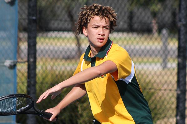 2018 SACCSS Senior Sports – Tennis