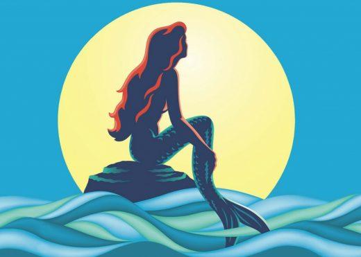 2018 Musical:<br>The Little Mermaid