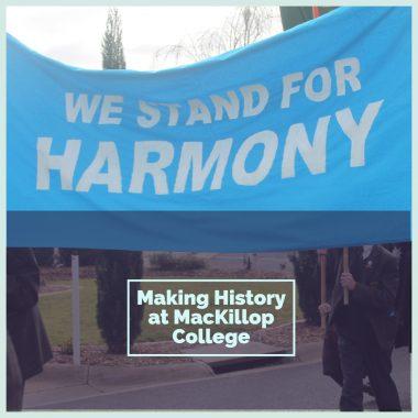 Harmony Week<br>Diversity Parade