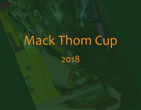 Mack Thom Cup retained