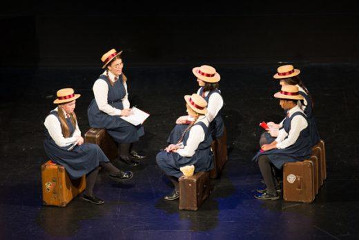 2018 Yr11 Theatre Studies – Daisy Makes the Grade
