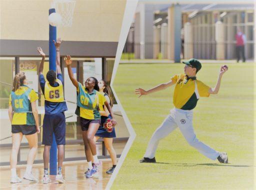 SACCSS Senior Netball & Cricket results