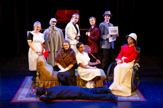 2019 Yr12 Performing Arts – The Real Inspector Hound