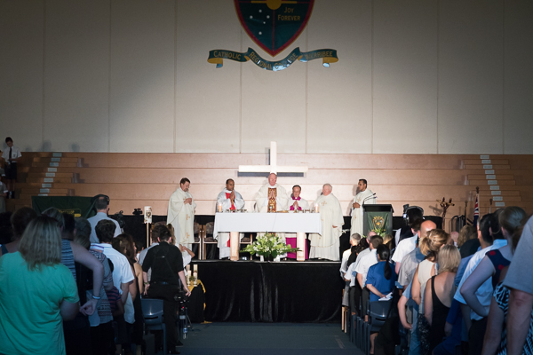 2017 Opening Mass