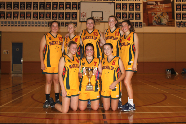 2017 MacKThom Cup – Basketball