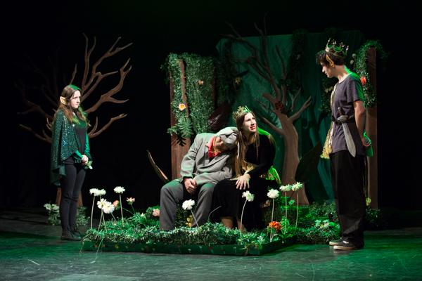 2017 Yr11 Theatre Studies – A Midsummer Night's Dream