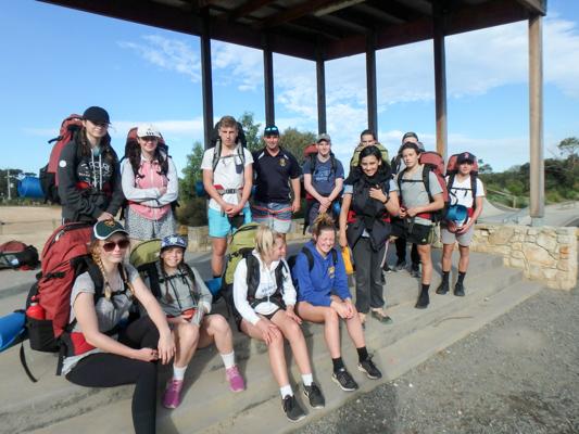 2017 Yr10 Outdoor Education – Surf Coast Walk