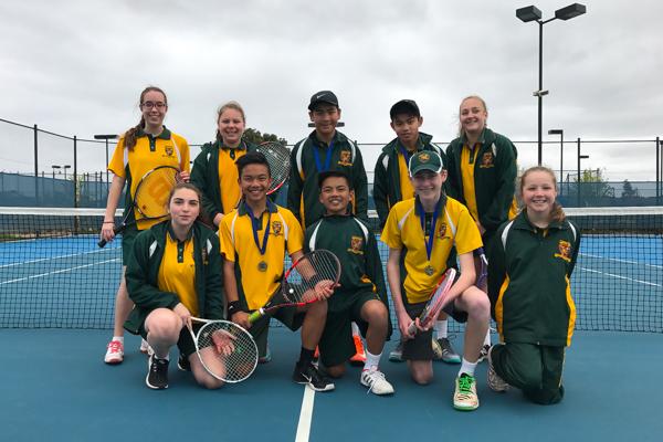 2017 SACCSS Junior Tennis
