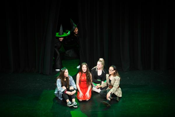 2018 Yr9 Theatre Studies Sem2 – Mini Musical