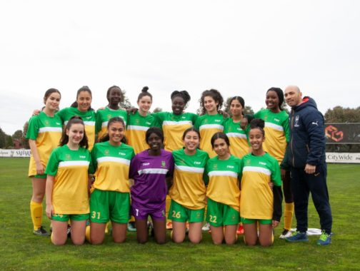 SACCSS Senior Girls Soccer Final