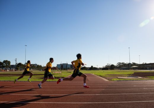 SACCSS Athletics results