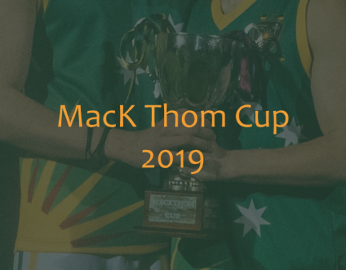MacKillop retains the MacK Thom Cup