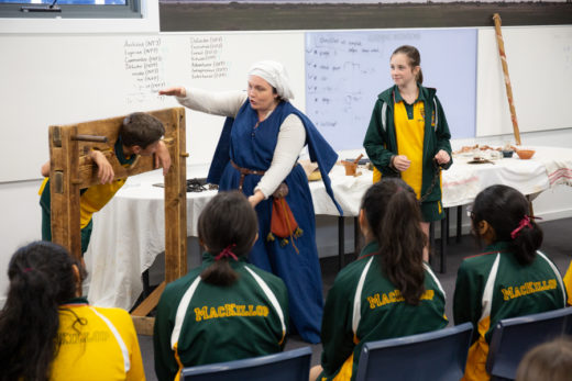 2020 Yr8 Medieval Incursion