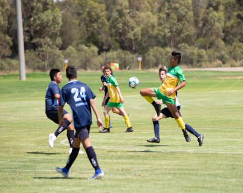 Year 10 SACCSS Premier League results – Round 2