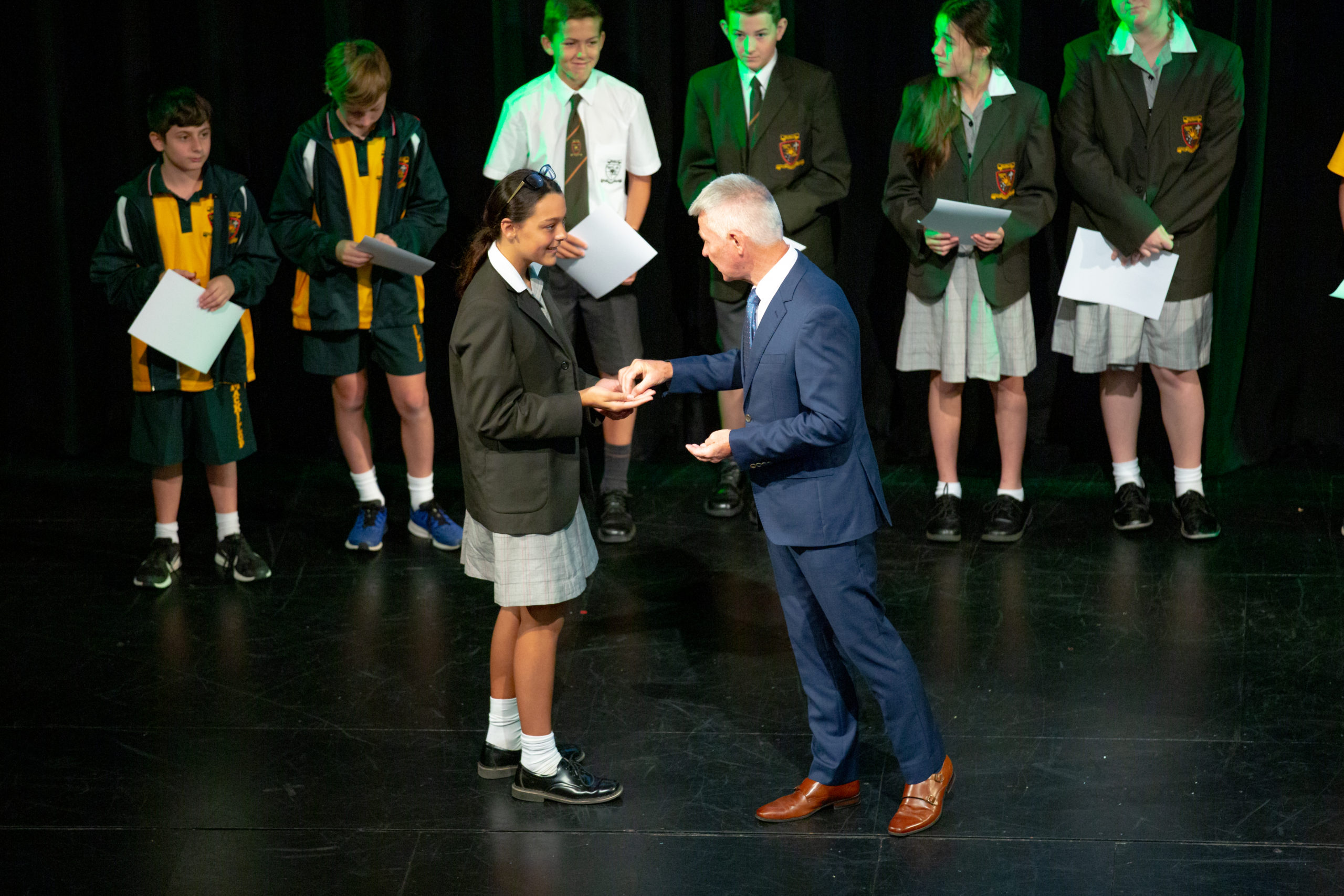 2020 Yr7 March Assembly