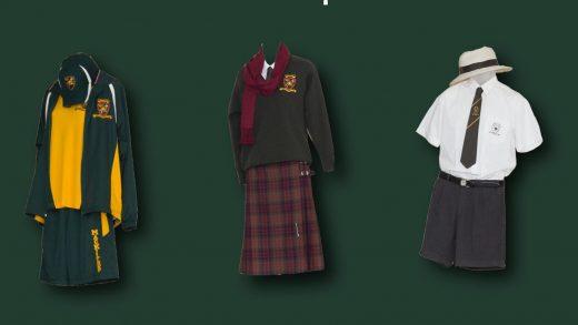 Uniform Shop Stocktake Dates