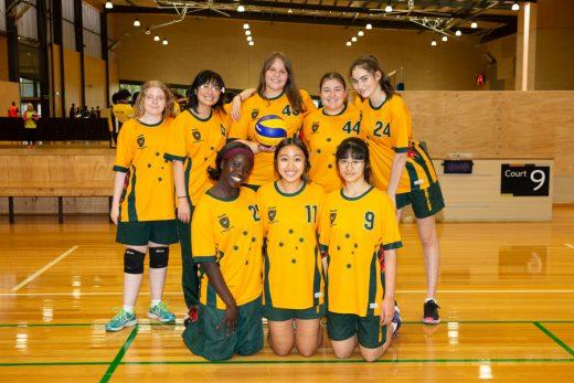 2021 SACCSS Senior Girls Volleyball